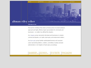 Altman Riley Esher LLP