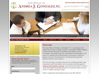Andrea Gonzalez Law Office