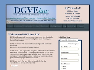 (DGVE law) The Law Office of Danielle G. Van Ess