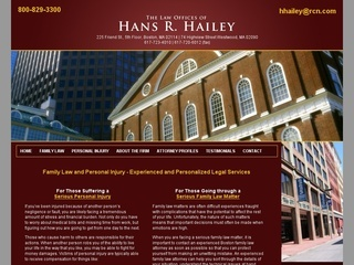 Hans R Hailey Law Offices