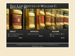 Law Offices of William C. Henchy, PC