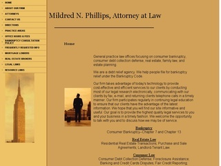 Mildred N. Phillips, Attorney at Law