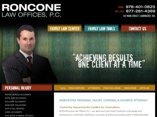 Roncone Law Offices