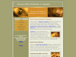 Law Offices of Brandon H. Saunders