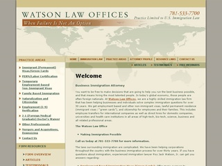 Watson Law Offices