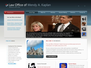Wendy A Kaplan Law Offices