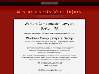 Workers Comp Lawyers Group